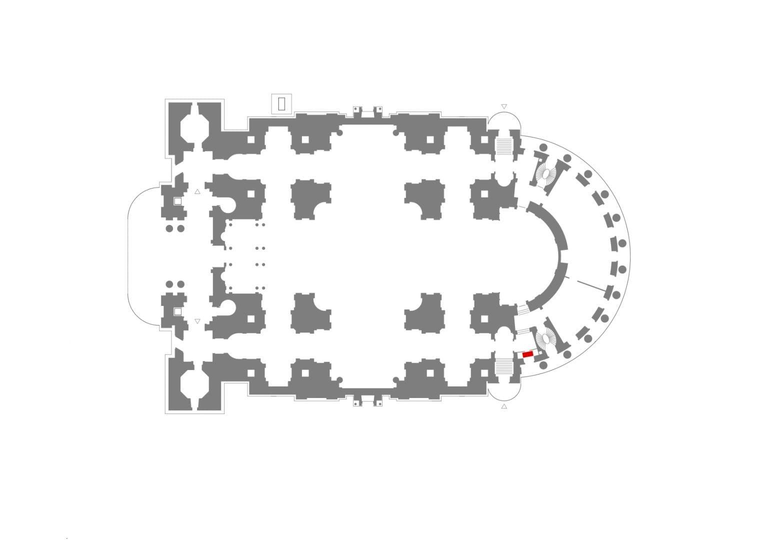 Bazilika sekrestyefelvono_abra